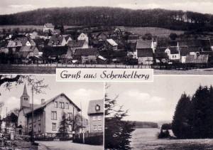 """Die Galerie """"Historisches Schenkelberg"""""""